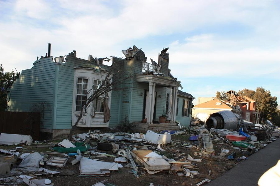 Crash site 3 by CAStock