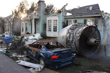 Crash site 4 by CAStock