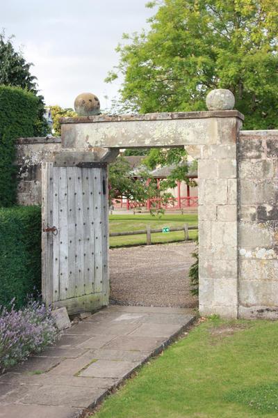 Gate by CAStock