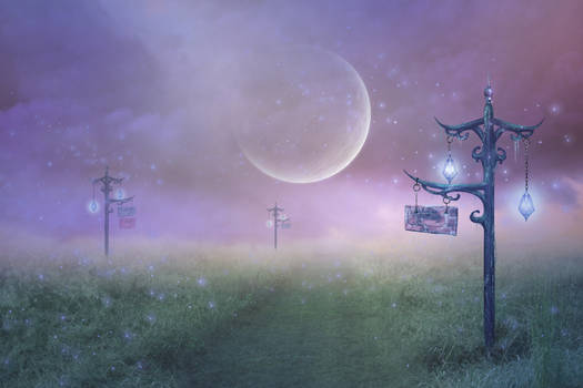 The twilight path