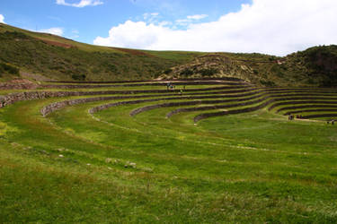 Inca terrace - Moray 3