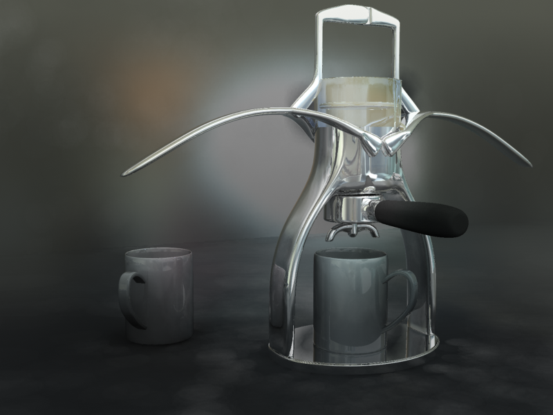 Coffee Maker by intersimi