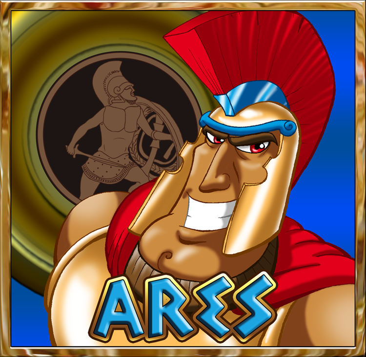 Ares by AcexKeikai