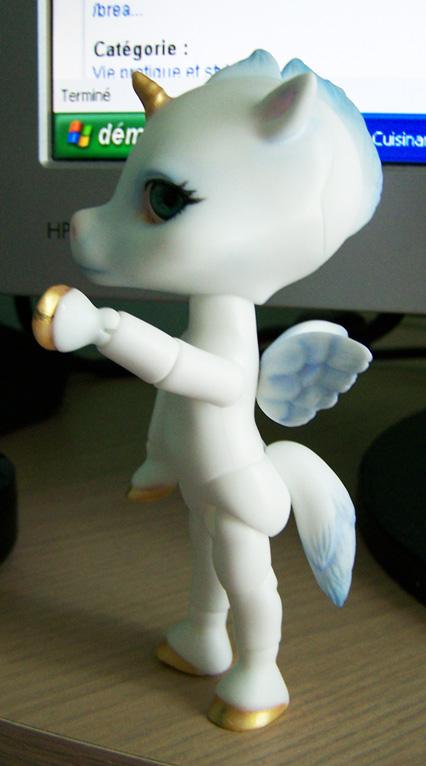 Little Unicorn 2 by AcexKeikai