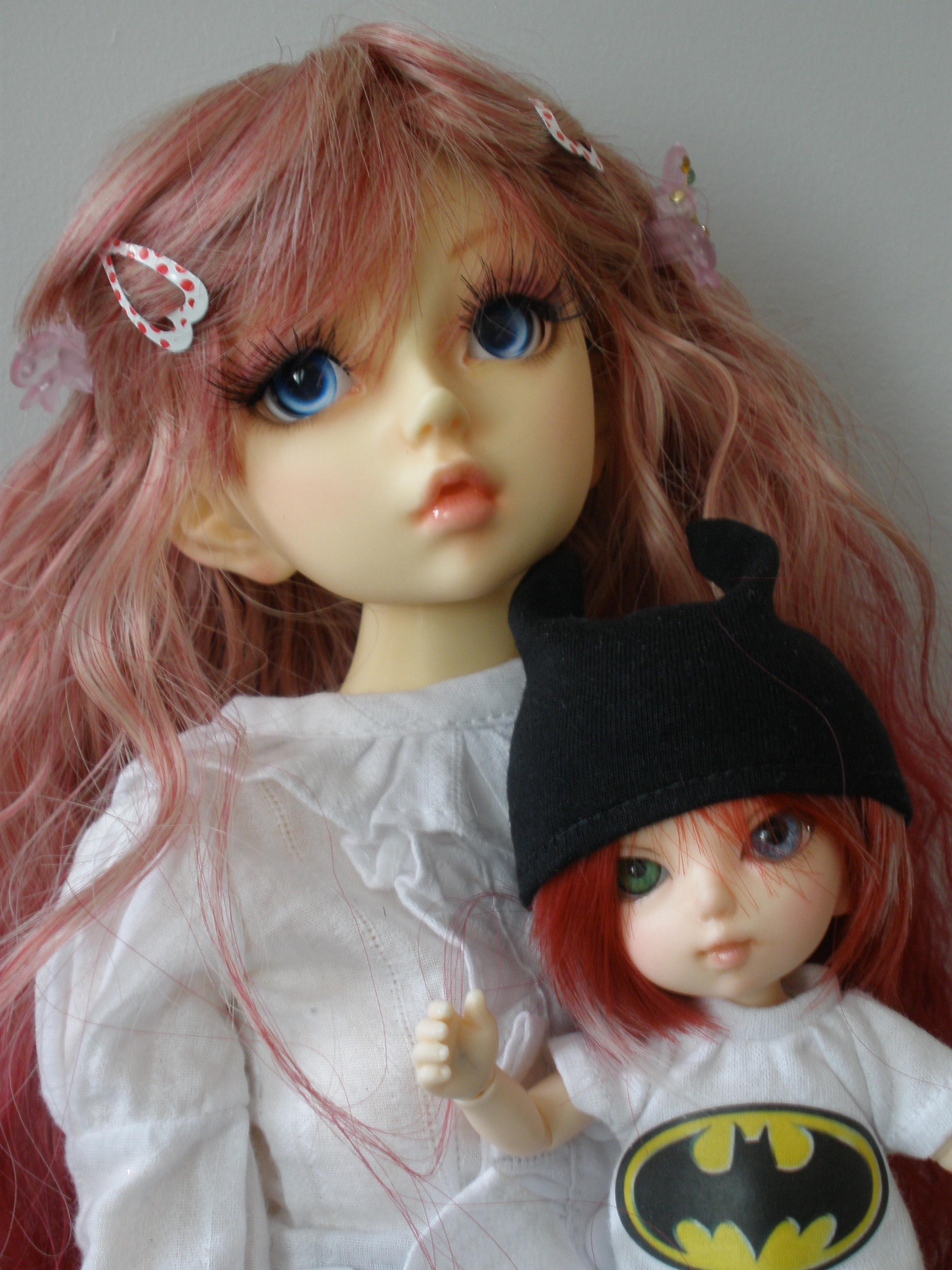 My Lorina and my Pukifee Shiwoo by AcexKeikai