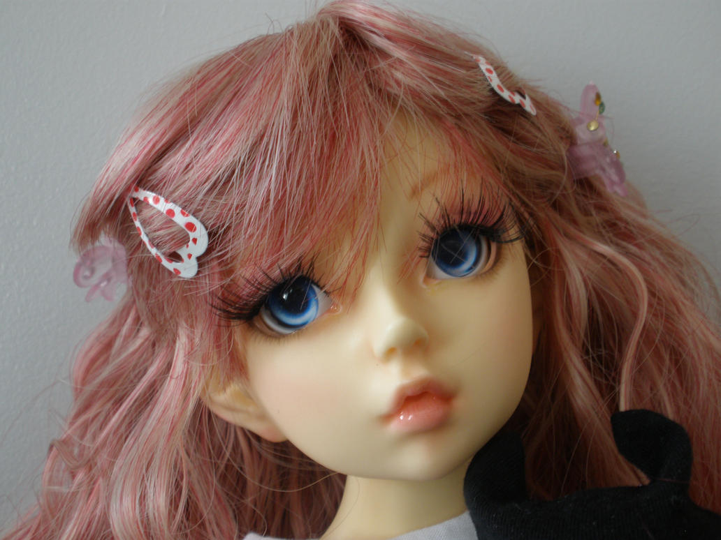 Nadeshicon 034Close up of my Lorina by AcexKeikai