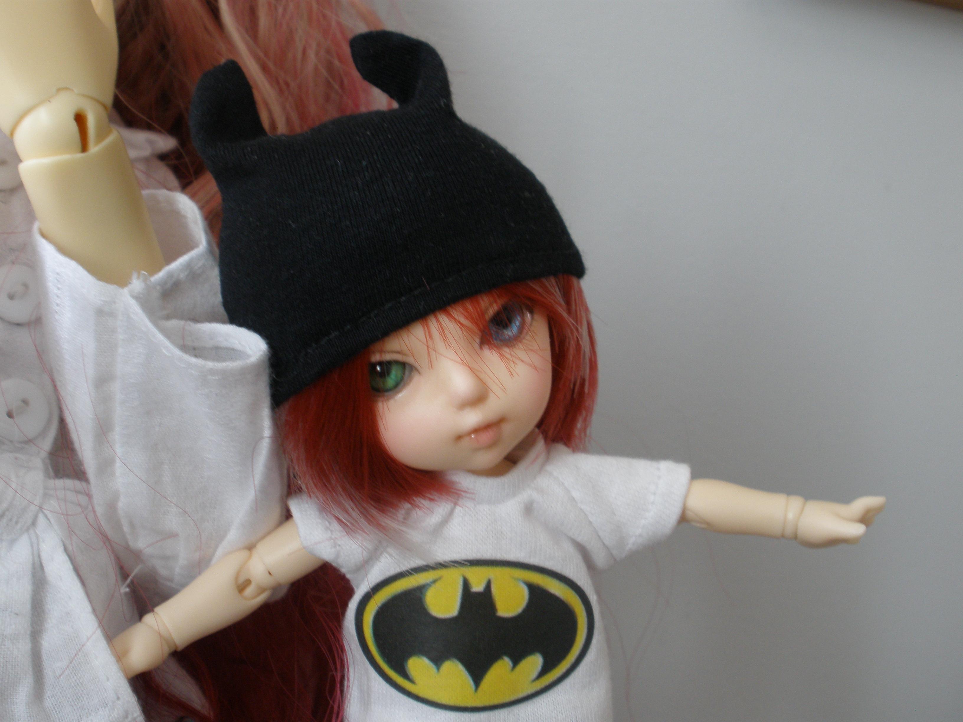 I'm the Batman! by AcexKeikai