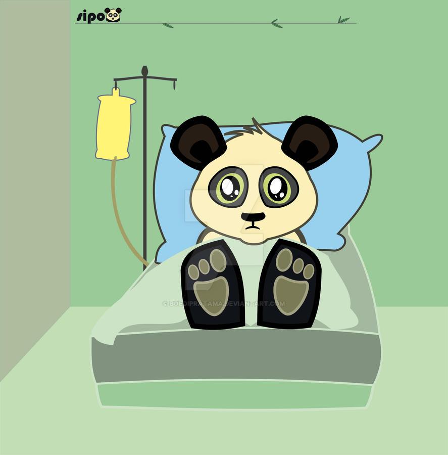 92+ Jenis Gambar Panda Sakit Paling Keren