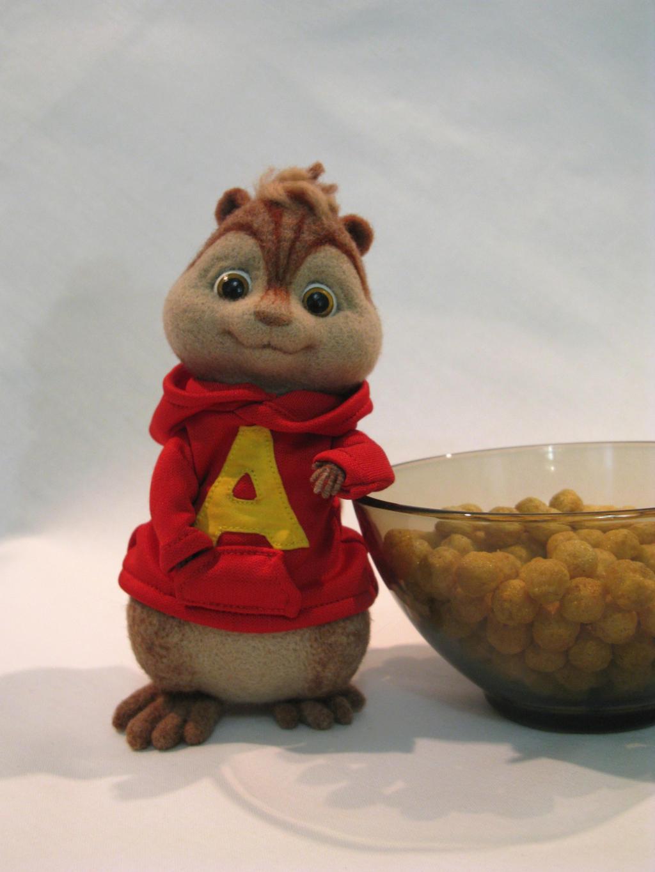 Toys For Chipmunks : Chipmunk alvin by irentoys on deviantart