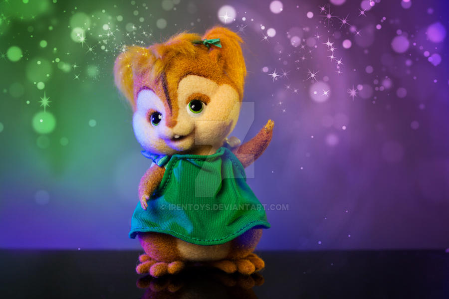 The Chipettes. Eleanor By Irentoys On DeviantArt