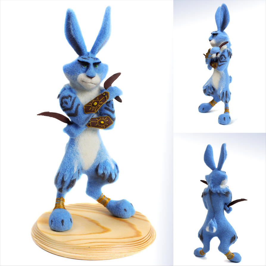 Easter Bunny Rise Of The Guardians By Irentoys