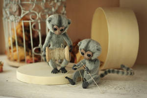 Marmosets by Irentoys