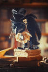 Henry the raven