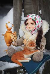 Daryonka [doll] by Irentoys
