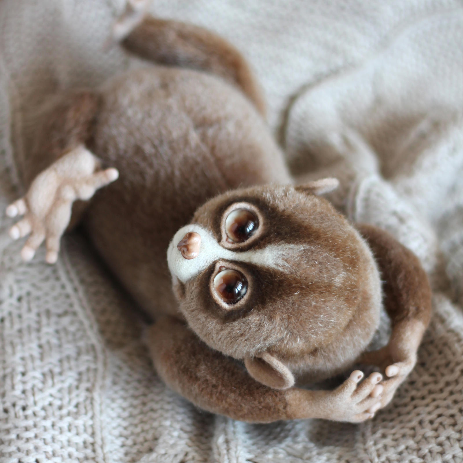 Loris Stuffed Toy By Irentoys On Deviantart