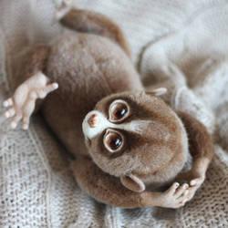 Loris [stuffed toy] by Irentoys
