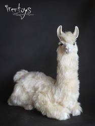 Llama [stuffed toy] by Irentoys