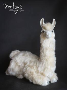 Llama [stuffed toy]