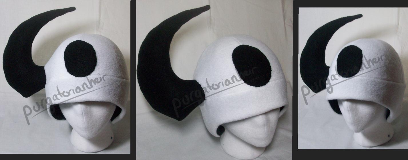 Pokemon Fleece Hat: Absol by PurgatorianHeir