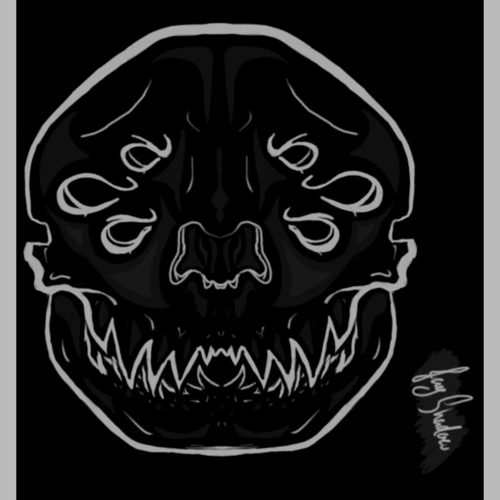 Warriors A Vision Of Shadows Free Download: Alien Skull By JayShadow1 On DeviantArt