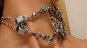 Necklace of Death side view