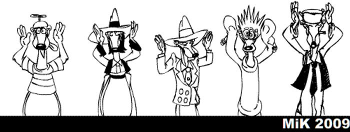 GIF-Dancing weasels by mikmix on DeviantArt