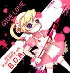 Magical Blood Drive Girl