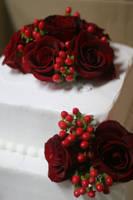 wedding cake :1: by moonberry