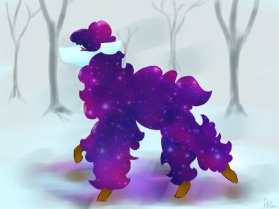 Galaxy-paca by rainbowthelnwza