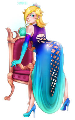 Princess Rosalina (commission)