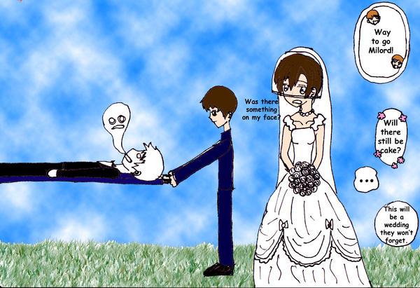 Haruhi tamaki wedding
