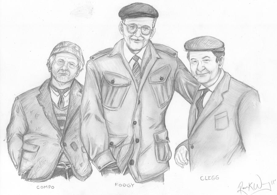 image of last of the summer wine as one of the longest running tv shows ever
