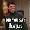 Did You Say Beatles? by teamfreewillangel