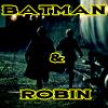 Batman and Robin by teamfreewillangel