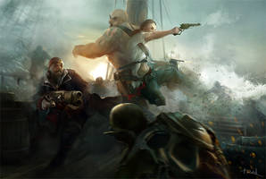 Pirates' tales by Rehail