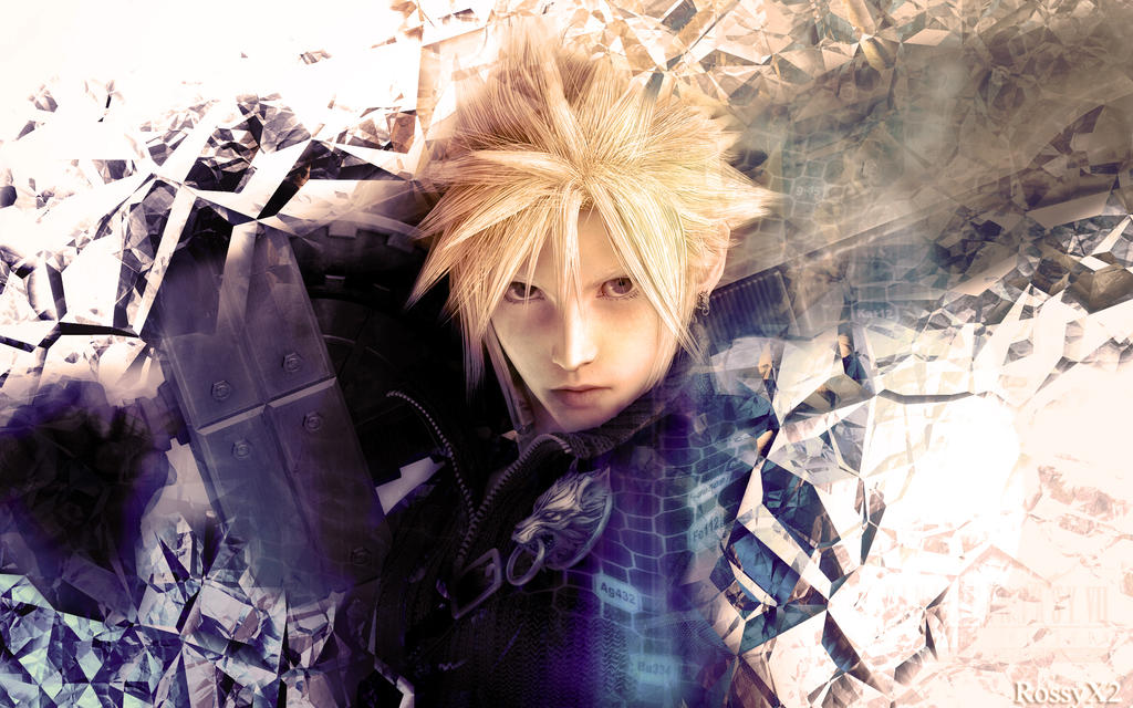 gallery for cloud strife wallpaper
