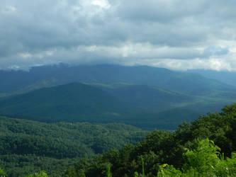 Smoky Mountains by Calypsoeclipse