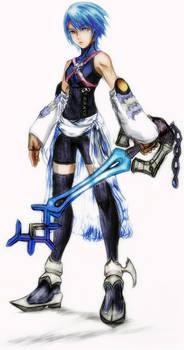 Keyblade Master Aqua