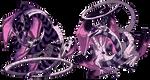 FR Accent: Dark Treasures (spirals)