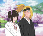 Naruto OC: Deiline Wedding