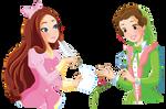 Sissi and Nene