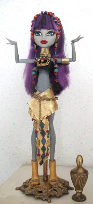 Monster High Custom: Mummy