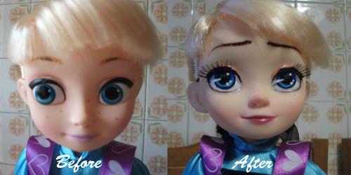 Elsa by Arukia