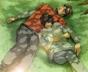 Sweet Dreams by Arukia