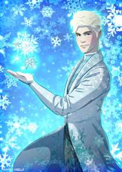 Elsa Genderbender by Arukia