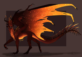 Scorched King AUCTION [Closed] by Skotadii
