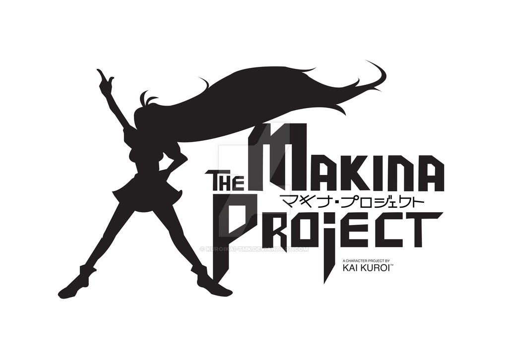 The Makina Project 2013 Logo by KuroiKai-tmk