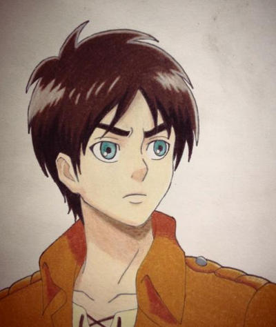 Attack on Titan Pictures Attack on Titan Eren Jaeger