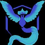 Team Mystic Pixel Gradient