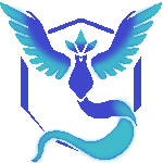 Team Mystic Pixel Gradient by Jazzyena